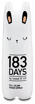 183 DAYS by trend IT UP Fix + Glow Finish Spray