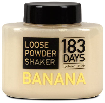 183 DAYS by trend IT UP Loose Powder Shaker Banana