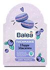Balea Tuchmaske Happy Macarons Blaubeere