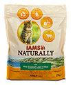 Iams Naturally Katzenfutter mit Lamm aus Neuseeland & Reis