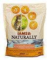 Iams Naturally Katzenfutter mit Nordatlantischem Lachs & Reis