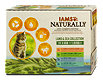 Iams Naturally Katzenfutter Land & Sea Collection in Sauce