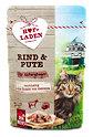 Dein Bestes Hofladen Katzenfutter Rind & Pute