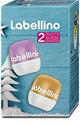 Labellino Pflegeset Lippenbalsam