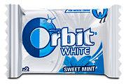 Gratis Beilage Orbit White Kaugummi 2 Stück sort.