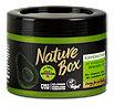 Nature Box Körperbutter mit kaltgepresstem Avocadoöl