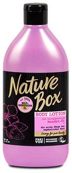 Nature Box Bodylotion mit kaltgepresstem Mandelöl