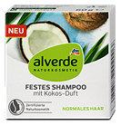 alverde Festes Shampoo Kokos