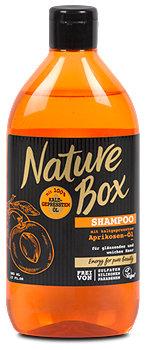 Nature Box Shampoo mit kaltgepresstem Aprikosenöl