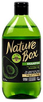 Nature Box Shampoo mit kaltgepresstem Avocadoöl