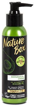 Nature Box Reparatur-Creme mit kaltgepresstem Avocadoöl