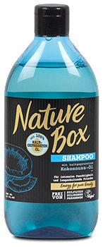 Nature Box Shampoo mit kaltgepresstem Kokosnussöl