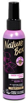Nature Box Insta Lift-Up Spray mit kaltgepresstem Mandelöl