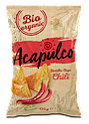 Acapulco Bio Tortilla Chips Chili