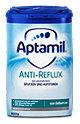 Aptamil Anti-Reflux Spezialnahrung bei Spucken und Aufstoßen