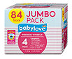 babylove Premium-Windeln Gr. 4 maxi (7-18 kg) Jumbo Pack