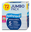 babylove Premium-Windeln Gr. 5 junior (12-25 kg) Jumbo Pack