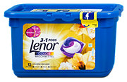 Lenor 3in1 Pods Colorwaschmittel Goldene Orchidee