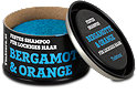 Tinktura Festes Shampoo Bergamotte & Orange lockiges Haar