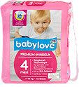 babylove Premium-Windeln Gr. 4 maxi (7-18 kg)