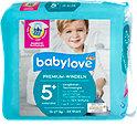 babylove Premium-Windeln Gr. 5+ juniorplus (13-27 kg)