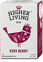 Higher Living Bio Tee Very Berry