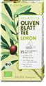 Olea Europaea Bioaktiver Oliven Blatt Tee Lemon