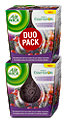 Air Wick Duftkerze Brombeere & Cranberry Duo Pack