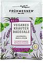 Frühmesner Veganes Kräuter Badesalz Lavendel Basilikum