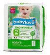 babylove nature Öko-Windeln Gr. 2 (3-6 kg)