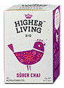 Higher Living Bio Tee Süßer Chai