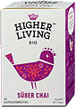 Higher Living Bio Tee Süßer Chai
