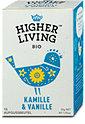 Higher Living Bio Tee Kamille & Vanille