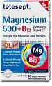tetesept Magnesium 500 + B12 2-Phasen-Depot Tabletten