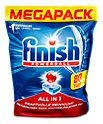 finish Powerball All In 1 Geschirrspüler Tabs Megapack