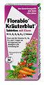Florabio Kräuterblut Tabletten mit Eisen