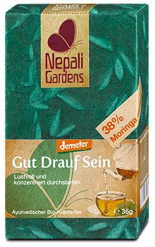 Nepali Gardens Gut drauf sein Bio-Kräutertee lose