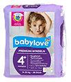 babylove Premium-Windeln Gr. 4+ maxiplus (9-20 kg)