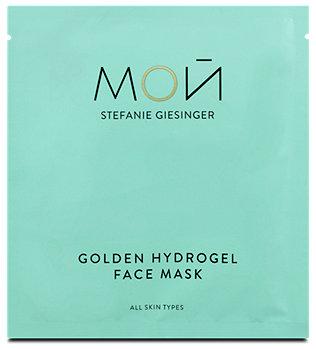 МОЙ by Stefanie Giesinger Golden Hydrogel Face Mask