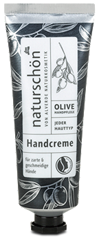 alverde naturschön Handcreme Olive