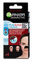 Garnier SkinActive Hautklar Anti-Mitesser Strips mit Kohle