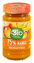 dmBio Fruchtaufstrich 75% Mango