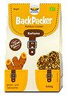 Govinda Backpacker Rohkost-Cracker Kurkuma
