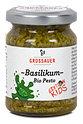 Grossauer Basilikum Bio Pesto Edition Kids