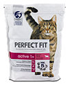 Perfect Fit active 1+ Katzenfutter reich an Rind