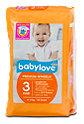 babylove Premium-Windeln Gr. 3 midi (4-9 kg)