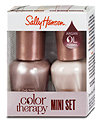 Sally Hansen color therapy Duo-Nagellack Mini Set