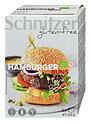 Schnitzer glutenfreie Hamburger Buns