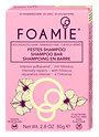 Foamie Festes Shampoo mit Hibiskus für geschädigtes Haar