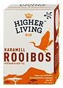 Higher Living Karamell Rooibos Afrikanischer Tee